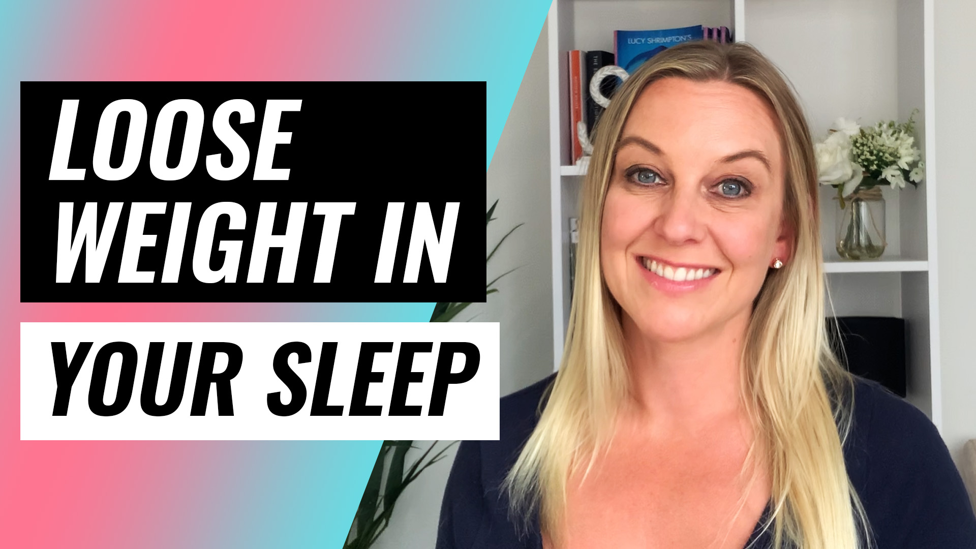 loose weight in your sleep video thumbnail