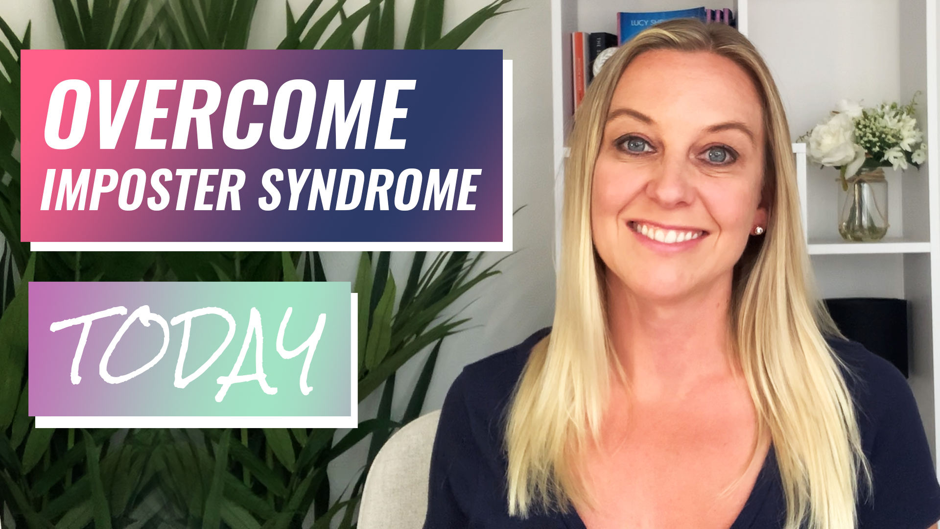 overcome imposter syndrome video thumbnail