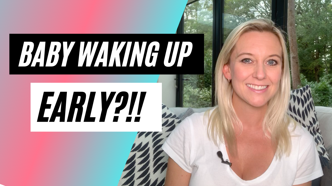 baby waking up early video thumbnail